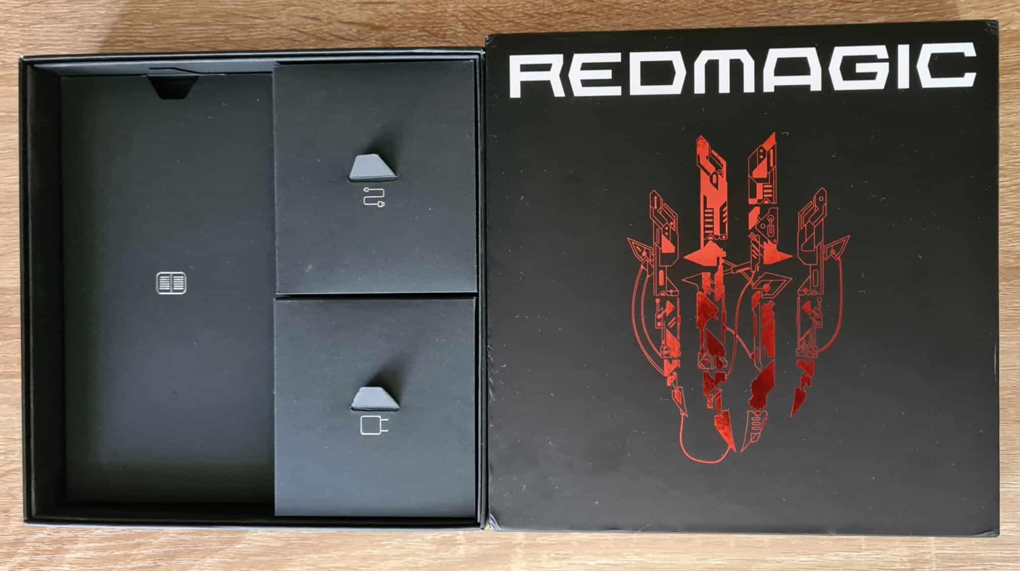 Deuxième Unboxing du RedMagic 6