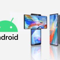LG continuera de déployer les mises à jour Android 12 sur certains smartphones