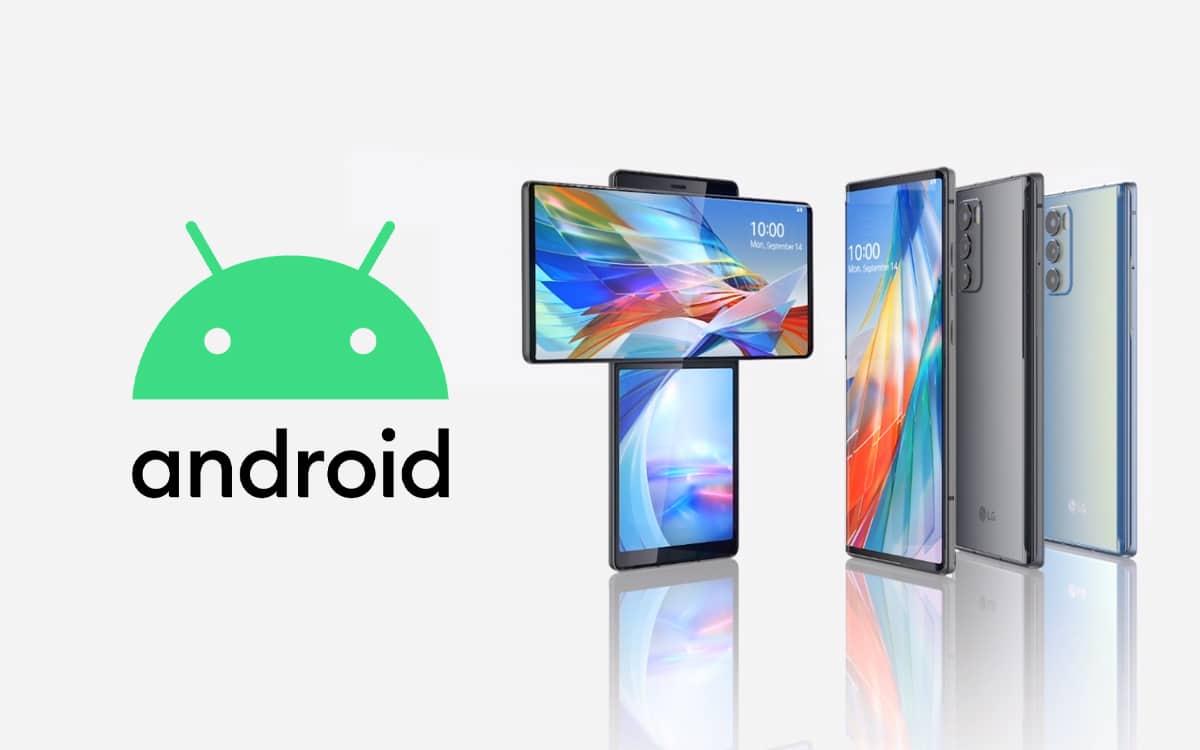 , LG continuera de déployer les mises à jour Android 12 sur certains smartphones