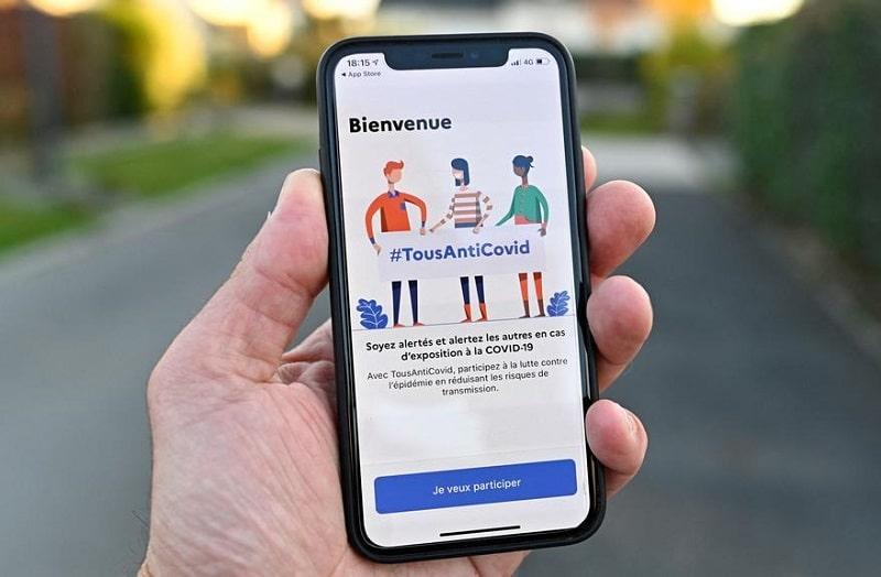 , L'app TousAntiCovid sur smartphones en  pass sanitaire ?