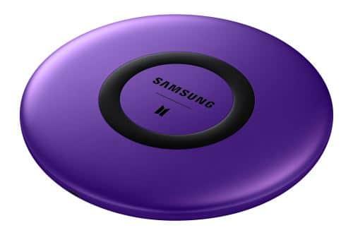 Samsung Pad BTS chargeur sans-fil
