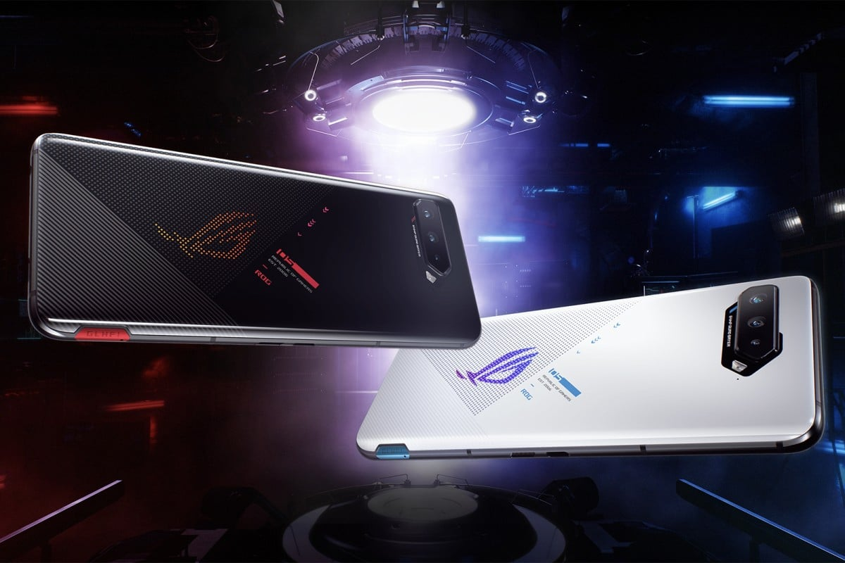 asus rog phone 5 top smartphone android mars 2021
