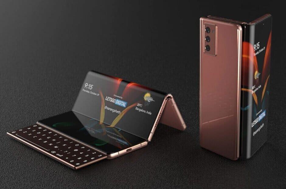 galaxy-z-fold-3-ecran-externe-smartphone-pliable