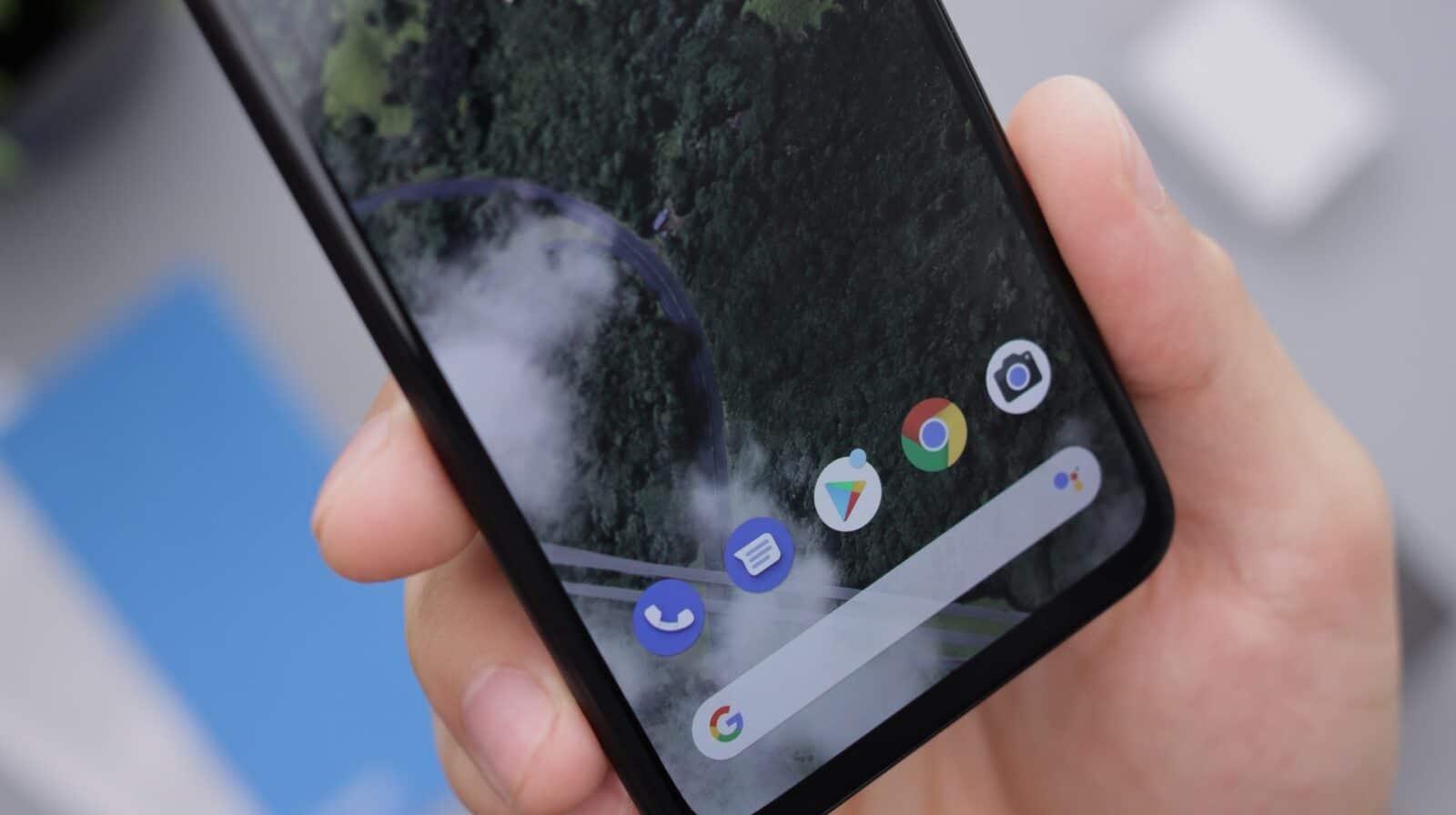 google-pixel-smartphone-processeur-maison