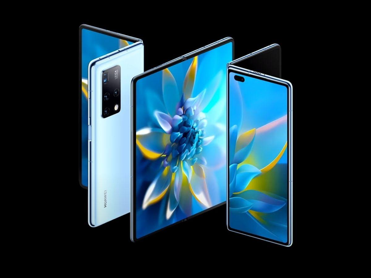 , Huawei se préparerait à lancer trois smartphones pliables