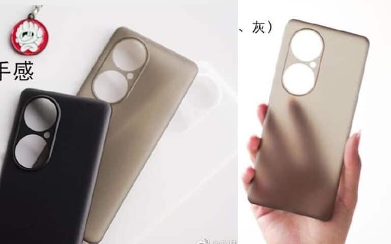 huawei p50, Huawei P50 : son imposant bloc photo se dévoile encore une fois