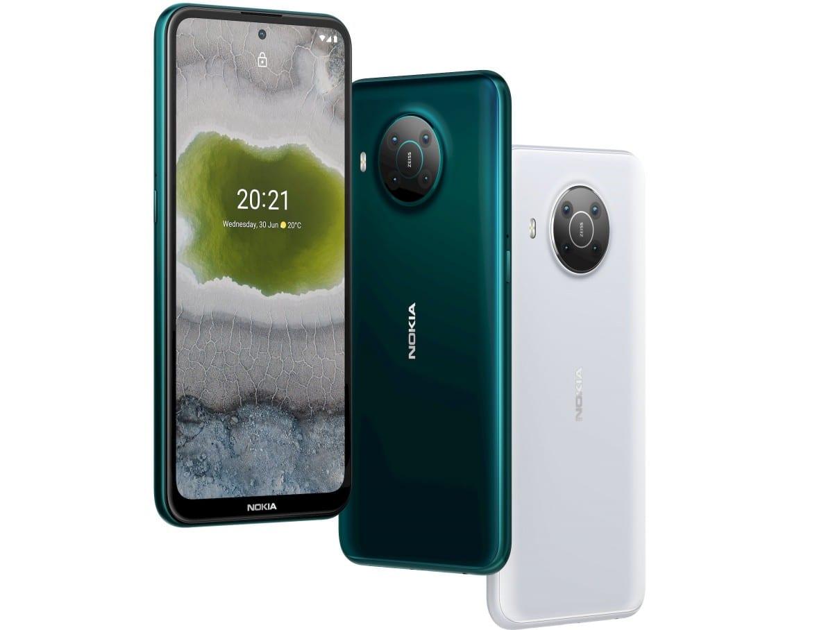 nokia, Nokia G10, G20, X10 et X20 : de nouveaux smartphones conçu pour durer
