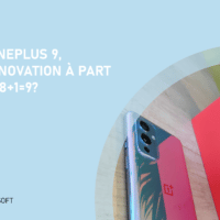 TEST – OnePlus 9, peu d'innovation à part le nom: 8+1=9?