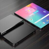 Samsung souhaite désormais proposer des tablettes pliables