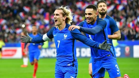 streaming, site, foot, équipe de France