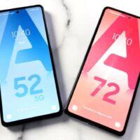 Galaxy A52 & A72 : pénuries de stock chez Samsung
