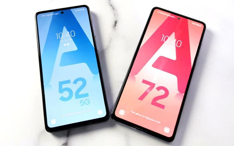 , Galaxy A52 & A72 : pénuries de stock chez Samsung