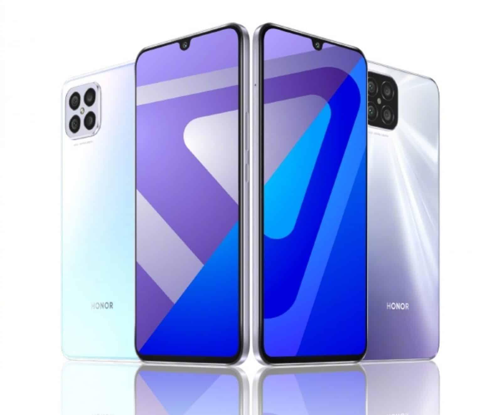 , Honor lance ses premiers smartphones sans Huawei