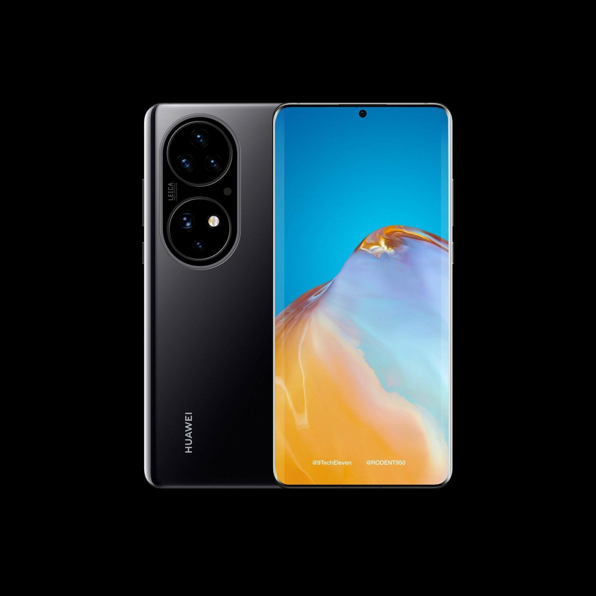 Huawei-P50-Pro-plus-rendu-3d
