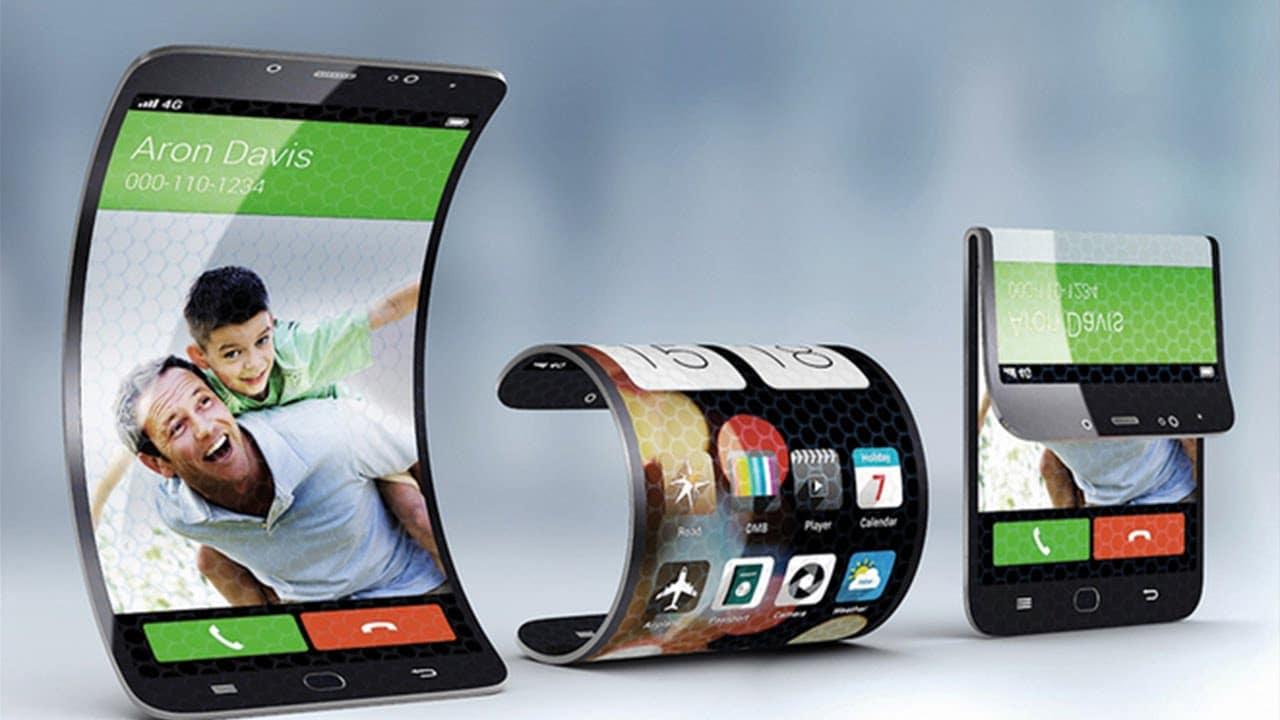 , Samsung préparerait un nouveau smartphone enroulable