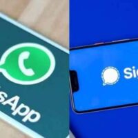 Signal prend de l'avance sur WhatsApp pour le transfert d'images