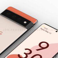 Pixel 6 : un design étonnant pour le futur smartphone de Google