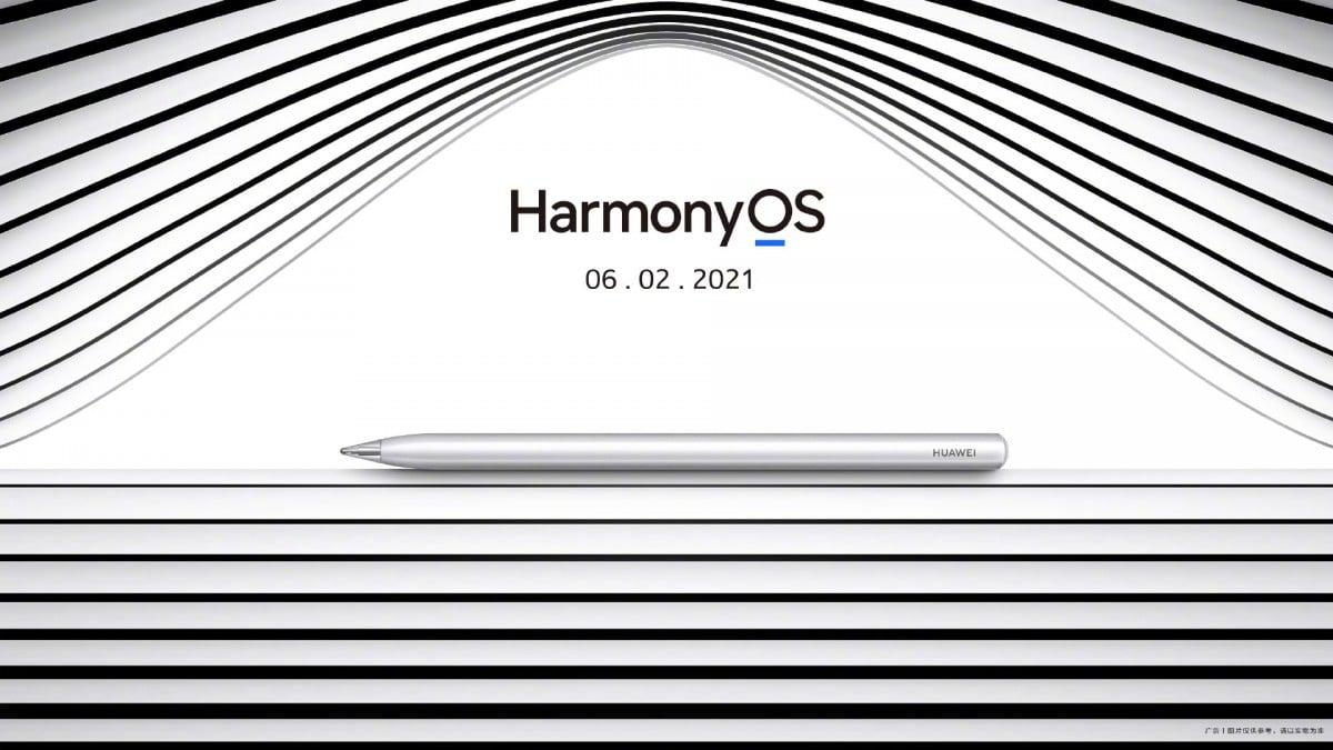 tablette huawei harmonyos