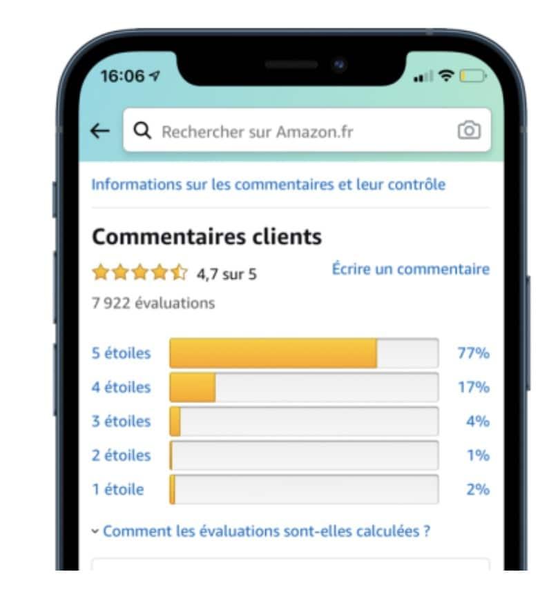 Amazon, GUIDE – Comment repérer des faux avis sur Amazon ?