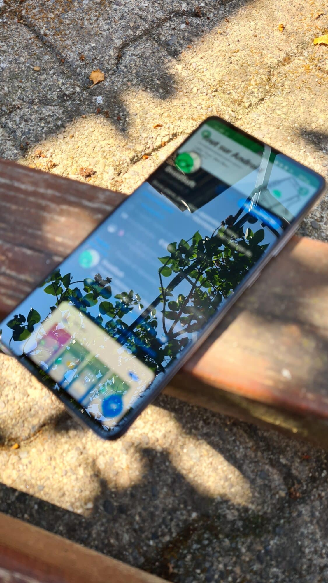 Galaxy A52 5G - Ecran 1