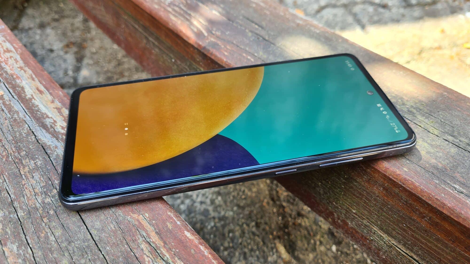 Galaxy A52 5G - Introduction