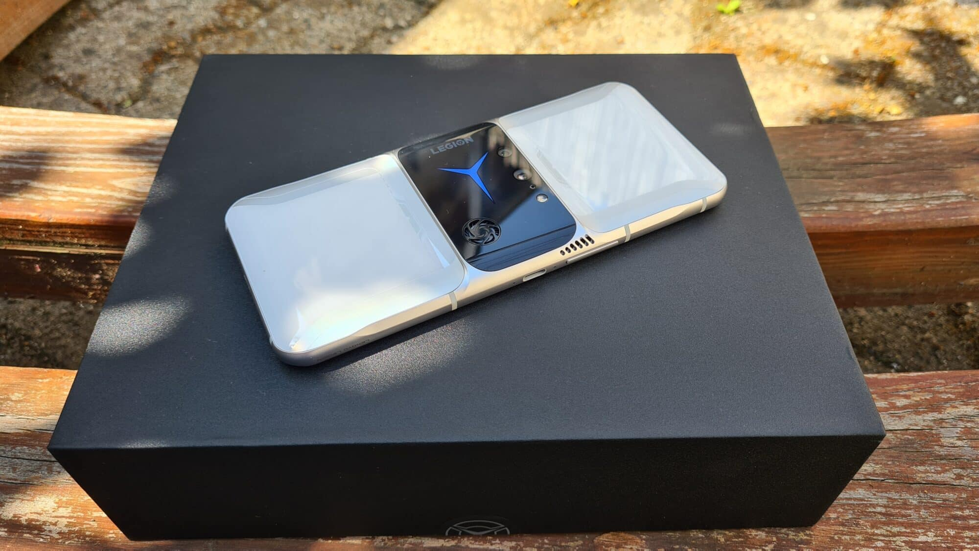 Legion Phone Duel 2 Smartphone Lenovo smartphone gaming