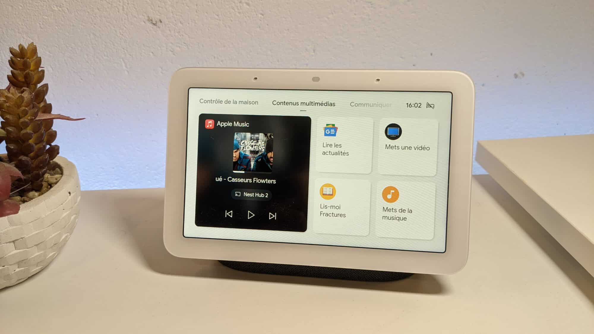 Nest Hub 2, TEST – Google Nest Hub 2 : L'excellence par Google !