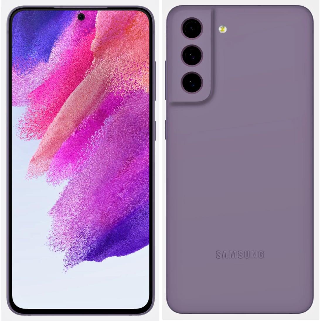 Samsung-Galaxy-S21-FE-Violet
