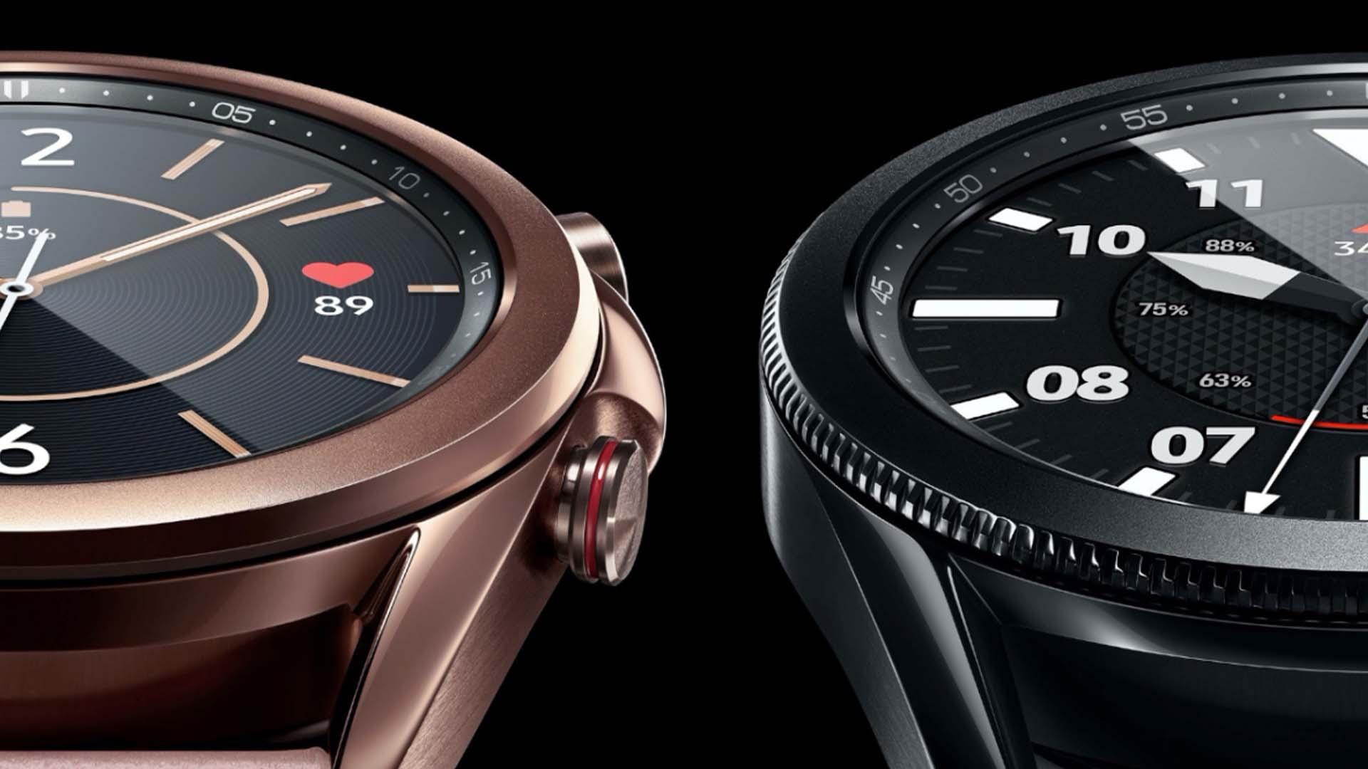 Galaxy Z Fold 3 Z Flip 3 Watch Active 4 Watch 4 Samsung