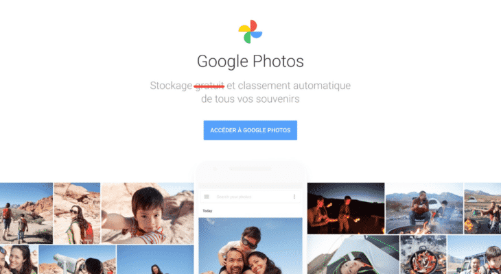 google photos liberer espace stockage smartphone Android