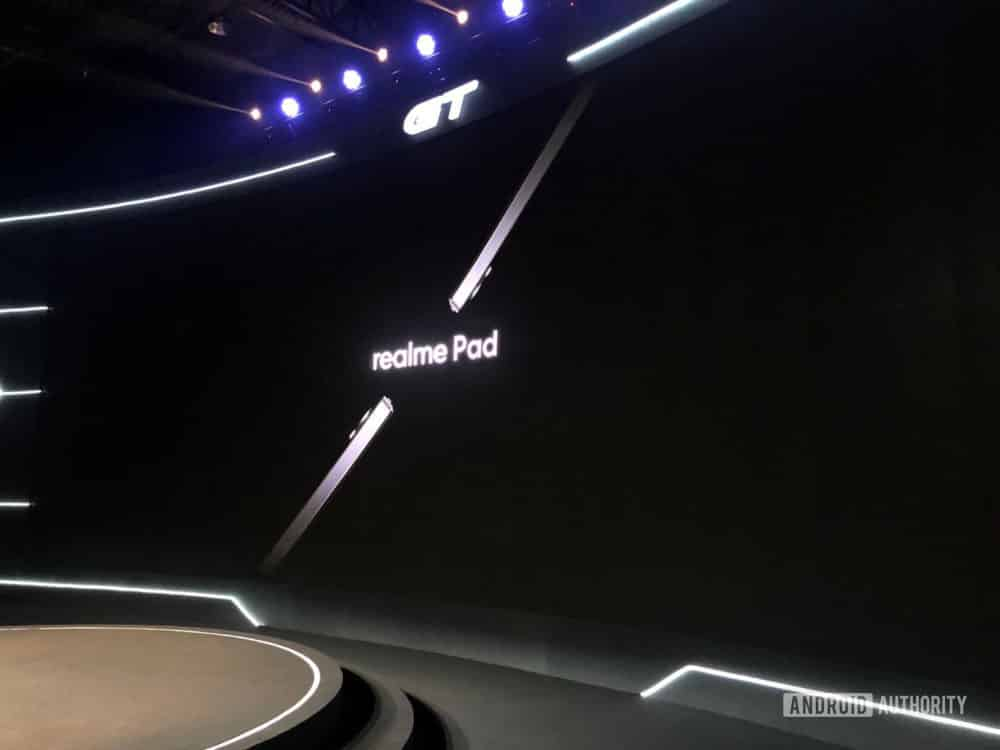 realme Pad Tablette Android