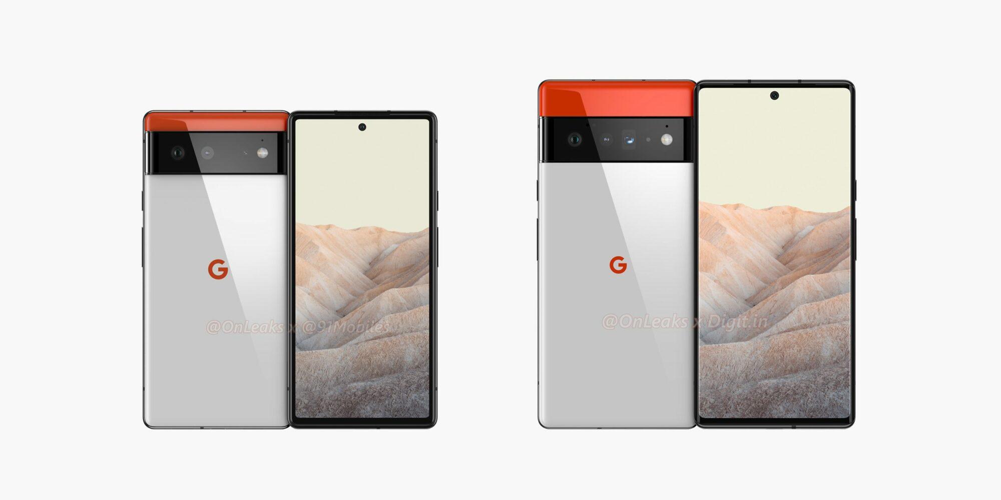 Pixel-6-and-Pixel-6-Pro-fiche-technique