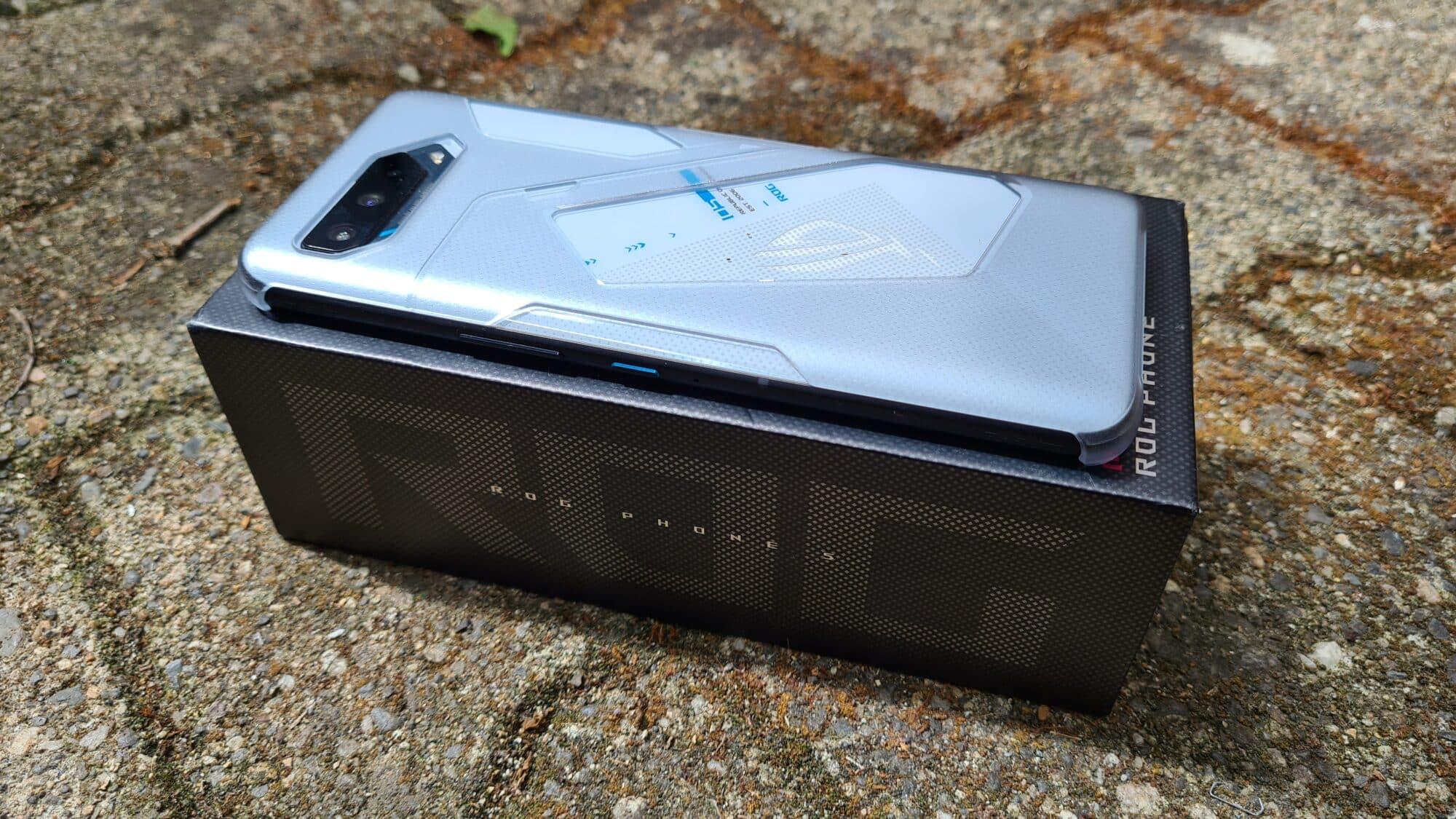 Rog Phone 5 - Introduction