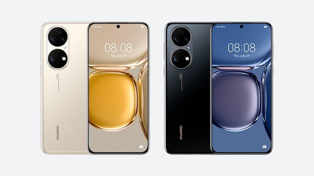 huawei-p50-Pro-smartphones