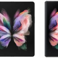 Samsung Galaxy Z Fold 3 : des rendus officiels confirment plusieurs rumeurs