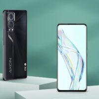 ZTE Axon 30 5G : un nouveau smartphone avec caméra sous l'écran