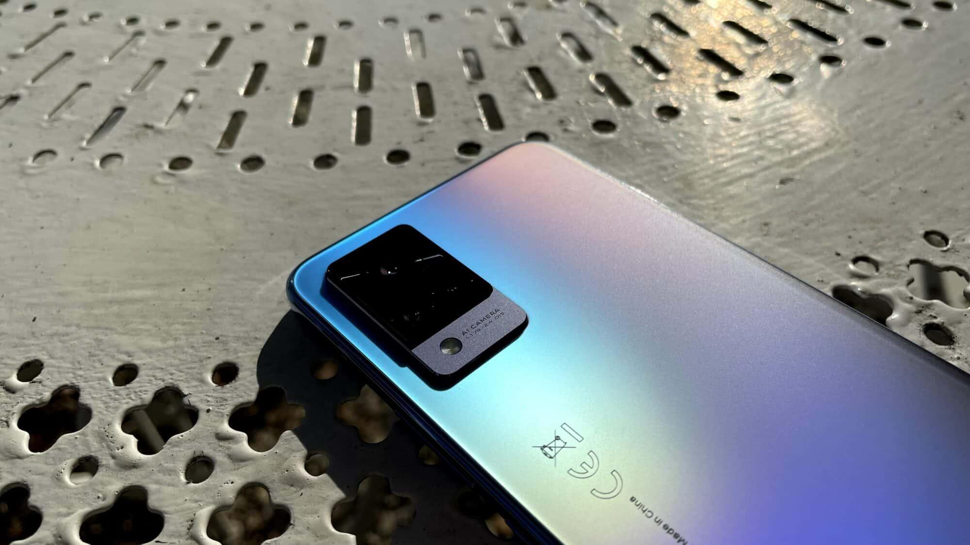 Vivo V21, Test du Vivo V21 : Le smartphone de la génération Z