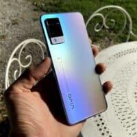 Test du Vivo V21 : Le smartphone de la génération Z