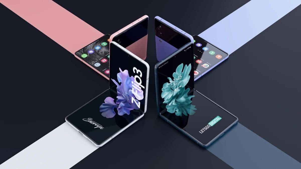 galaxy z fold 3, Galaxy Z Fold 3 et Z Flip 3 : voici le prix des smartphones pliables en Europe