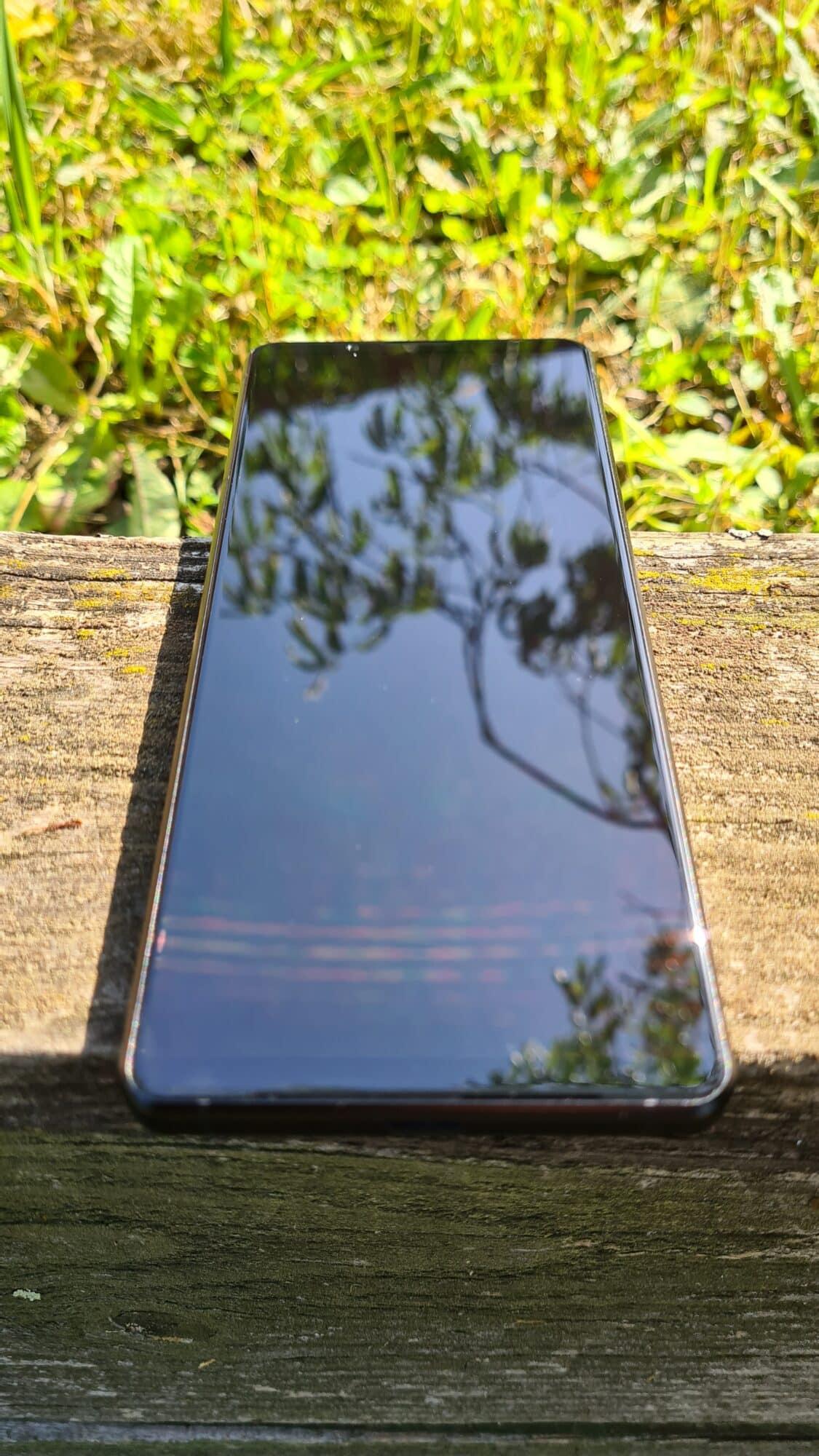 Sony Xperia 1 III - Ecran éteint