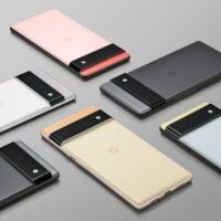 Pixel 6 et 6 Pro : Google dévoile en partie ses futurs smartphones