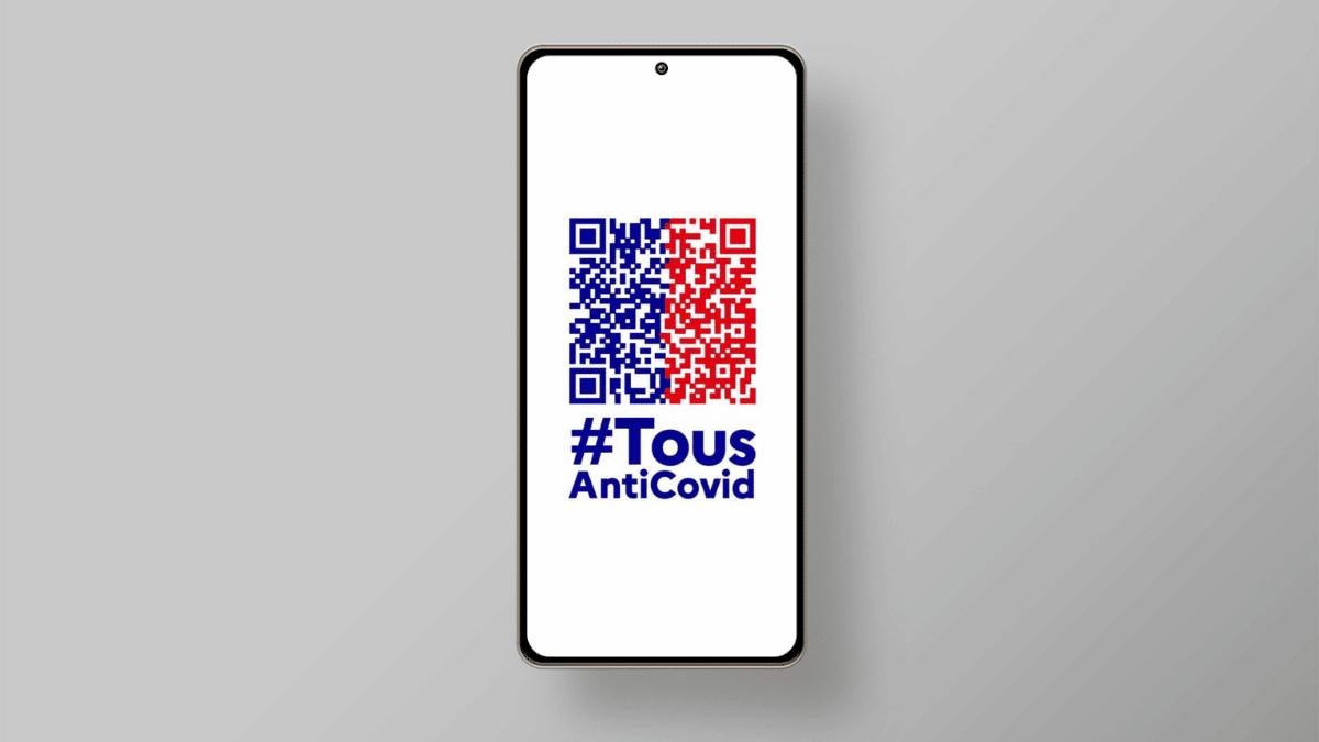 pass-sanitaire-qr-code-widget-smartphone-android