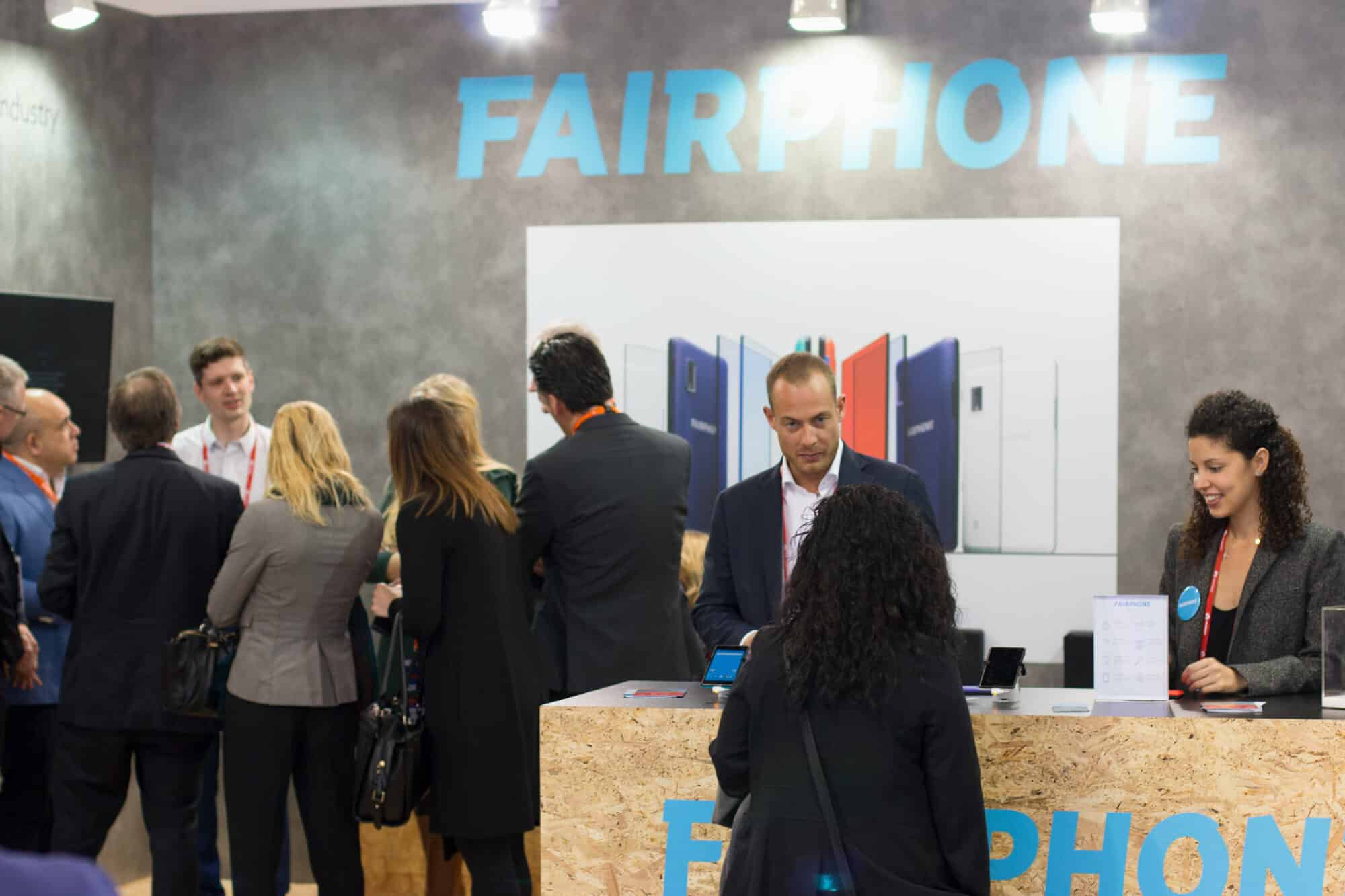 Fairphone MWC