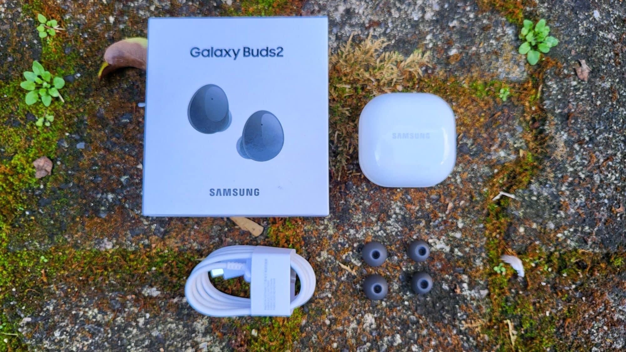 Galaxy Buds 2 - packaging