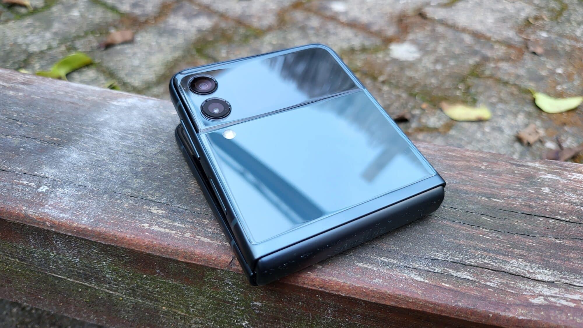 Z Flip 3, Test – Galaxy Z Flip 3, un bijou de technologie !
