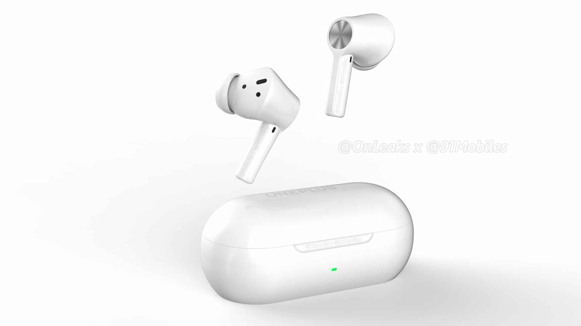 OnePlus Buds Z 2 écouteurs