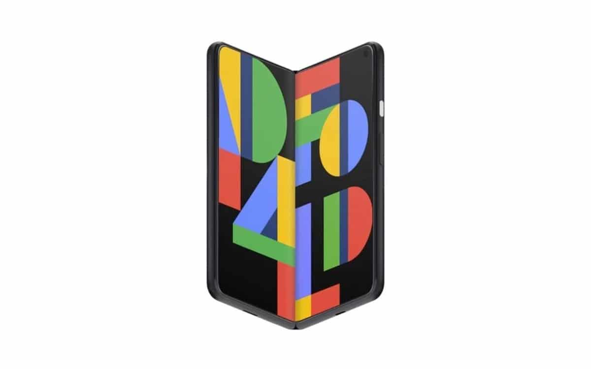 pixel fold smartphone pliable google fin 2021