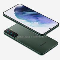 Samsung Galaxy S22+ : voici de nouveaux rendus du smartphone