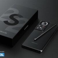 Galaxy S22 Ultra : un stylet S-Pen directement intégré au smartphone ?