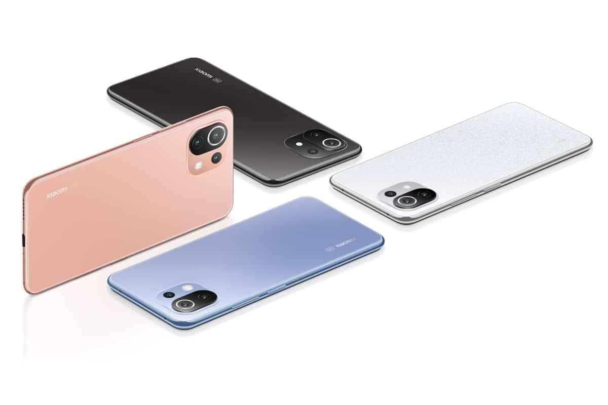xiaomi 11 lite NE 5G smartphone
